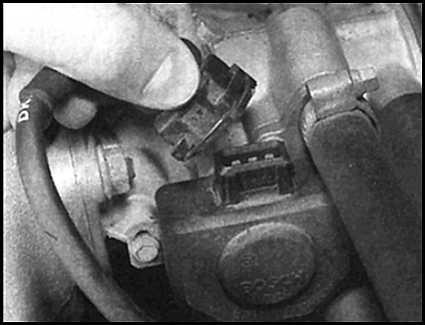 Jetronic lh24 на trionic 52, установка